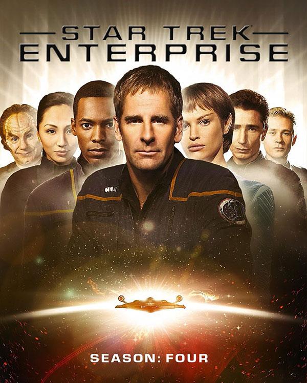 Star trek enterprise saison 4 streaming