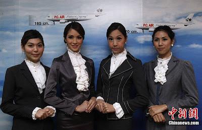 泰航空 變性 空姐