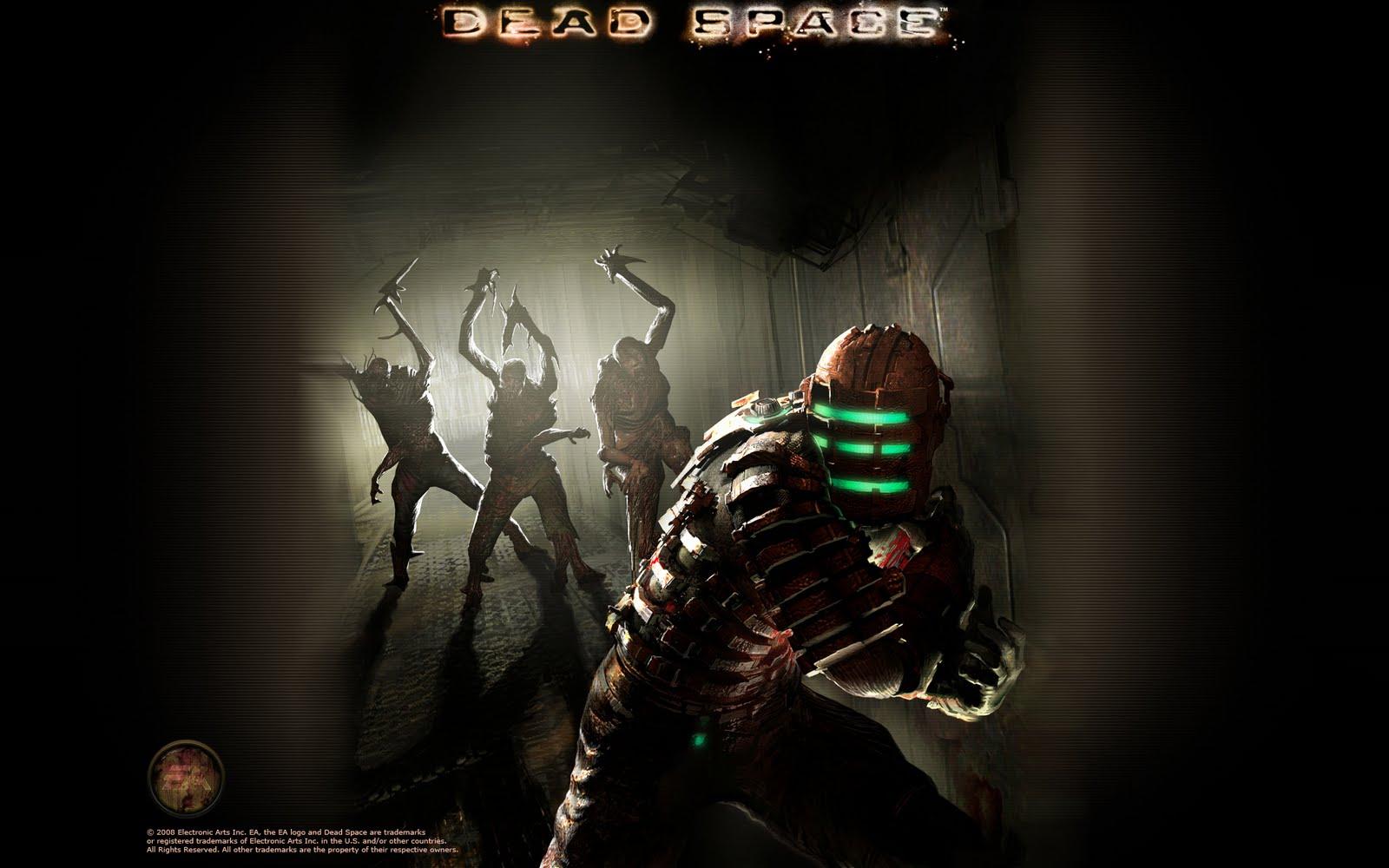 640x960 Dead Space Iphone 4 wallpaper