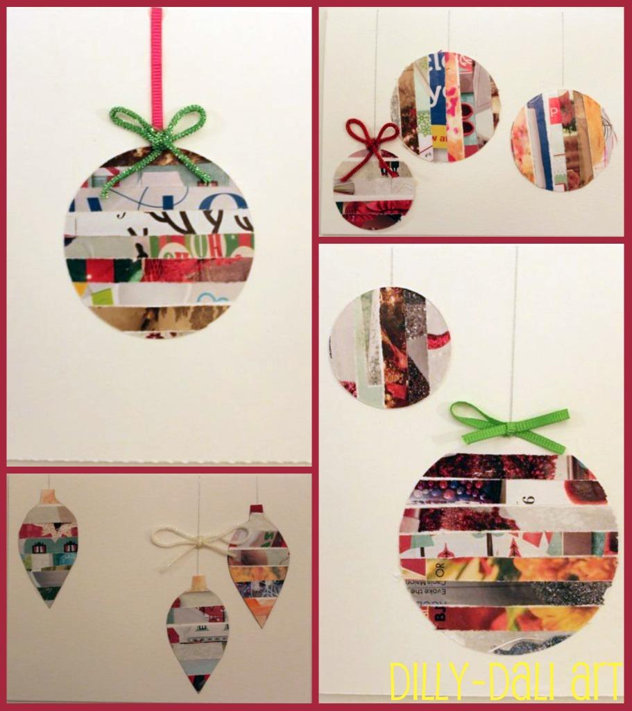 Creative Christmas Countdown: Day 2 {homemade Christmas Cards}