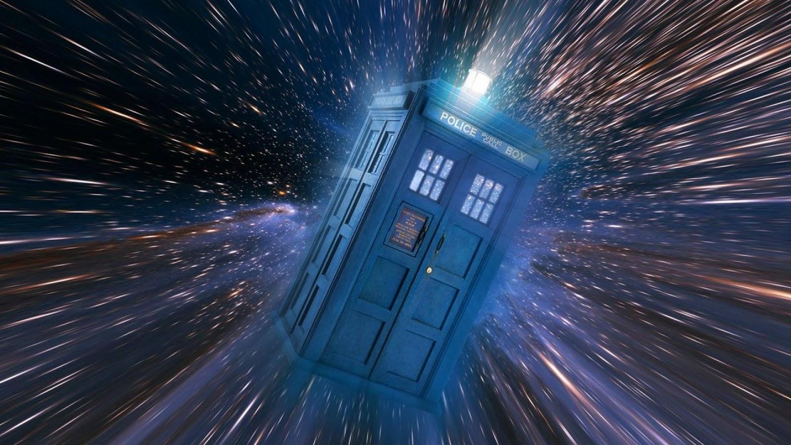 Hình minh họa từ chương trình truyền hình Doctor Who.