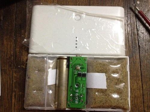 Pin sạc dự phòng Trung Quốc giá rẻ dung lượng cao