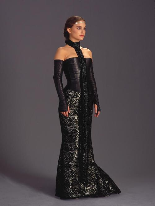 Ah yes the proof that George Lucas should never be a costume designer. Letu0027s be honest itu0027s a beautiful piece on itu0027s own but it doesnu0027t suit Padme ...  sc 1 st  Confessions of a Seamstress & Confessions of a Seamstress: The Costumes of Star Wars - Padme Amidala