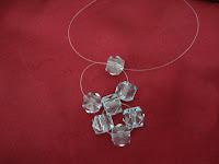 artesanato com pedras em acrílico