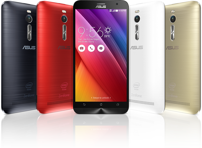 #AsusZenfone2 firstlook via-asus website