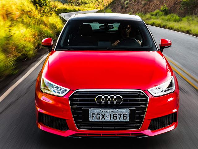 Novo Audi A1 2016
