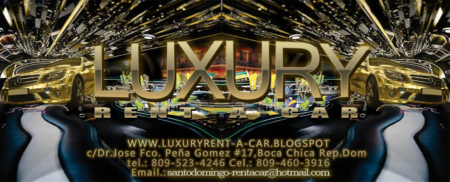 LUXURY RENT-A-CAR