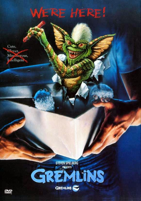 Gremlins de Joe Dante (1984)