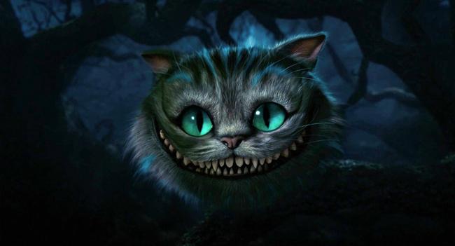 cat in alice in wonderland wallpapers - Cat In Alice In Wonderland #6991547 7 Themes