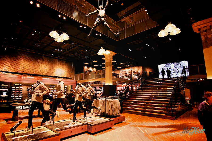 NikeTown: New NikeTown location brings new life to Pioneer Square ...