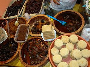 Comida Villahermosa, Tabasco