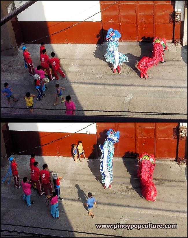 dragon dance, Chinese New Year