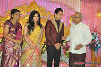 Celebraties at Actor Bharat n Jessy Wedding Reception Photos+%2528133%2529 Actor Bharath n Jessy Wedding Photos