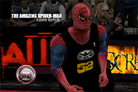 NBA 2K12 Justice League Vs The Avengers V4 Mod NBA2K13