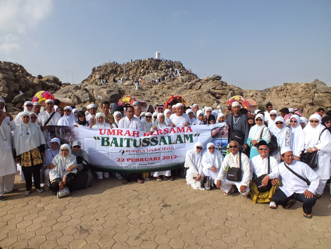 Travel  Umrah Jakarta Terpercaya dan Berpengalaman