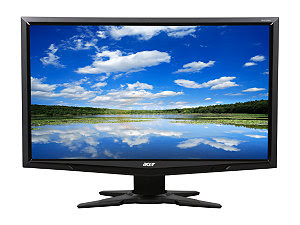 new Acer G235hAbd LCD Monitor