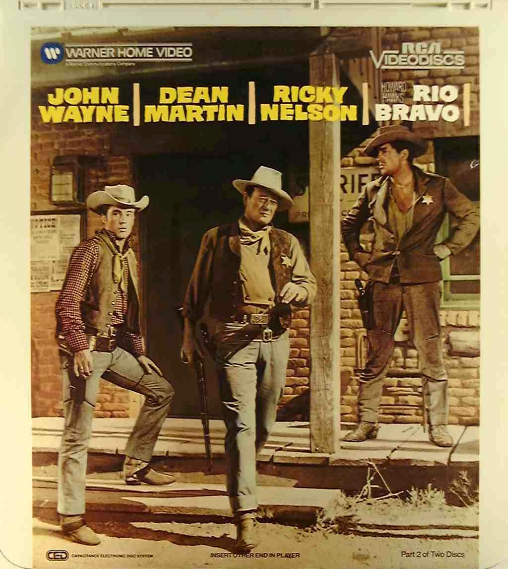 John wayne rio bravo movie poster