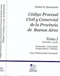 Cod. Procesal Civil y Comerc. TOMO I