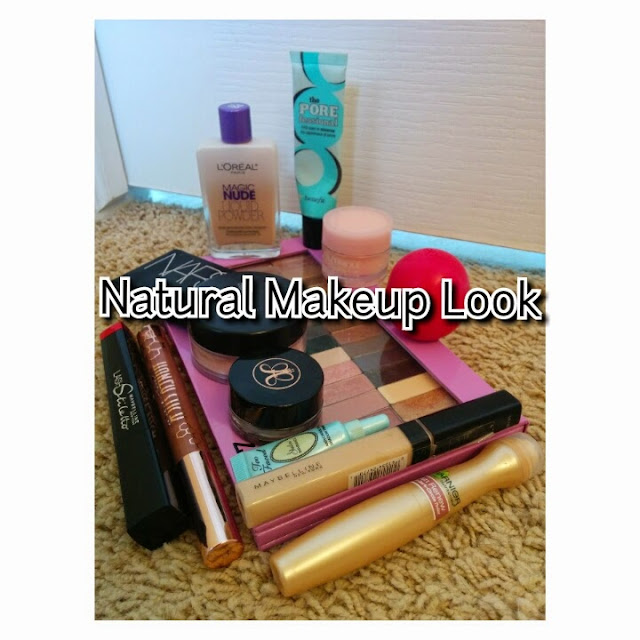 makeup, natural, summer, outdoors