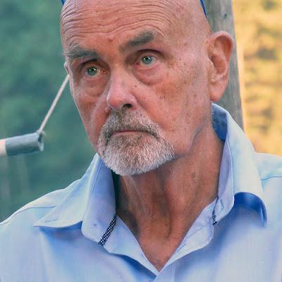 Hans Joachim Roedelius, l'initiateur du festival / photo S. Mazars