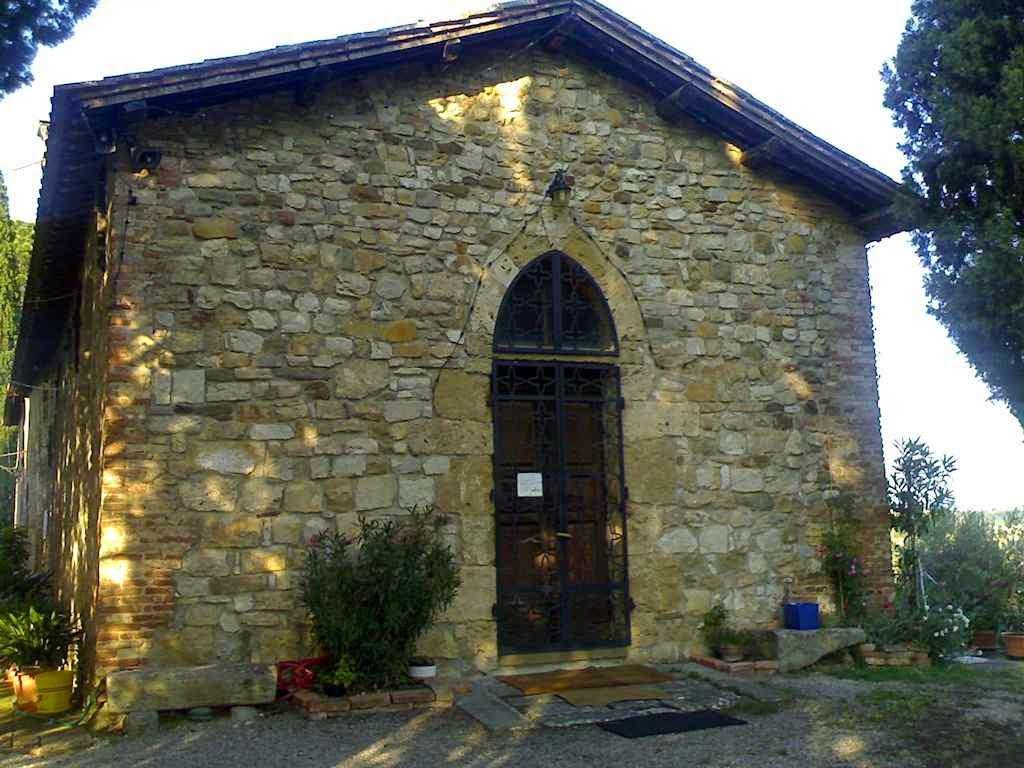 La casa de Santa Margarita de Cortona