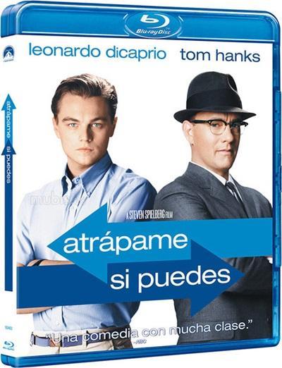 Atrápame si Puedes 720p HD Español Latino Dual BRRip