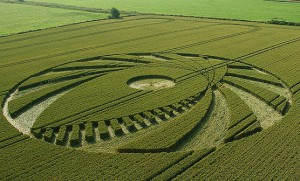 Crop Circles Made By Laser Tech