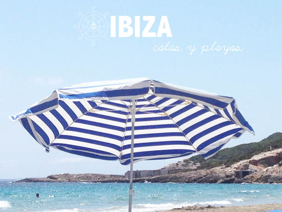 Ibiza photo diary: las calas y playas