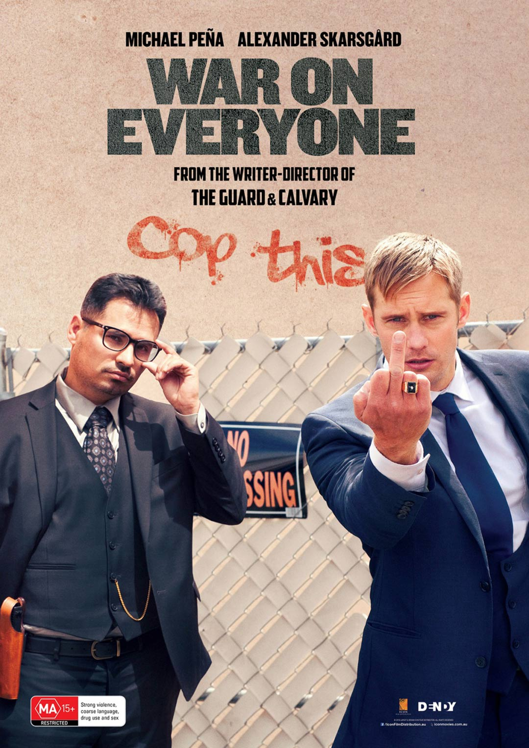 War on Everyone Legendado Online