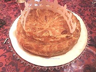 la recette de la galette des rois-Marderelle