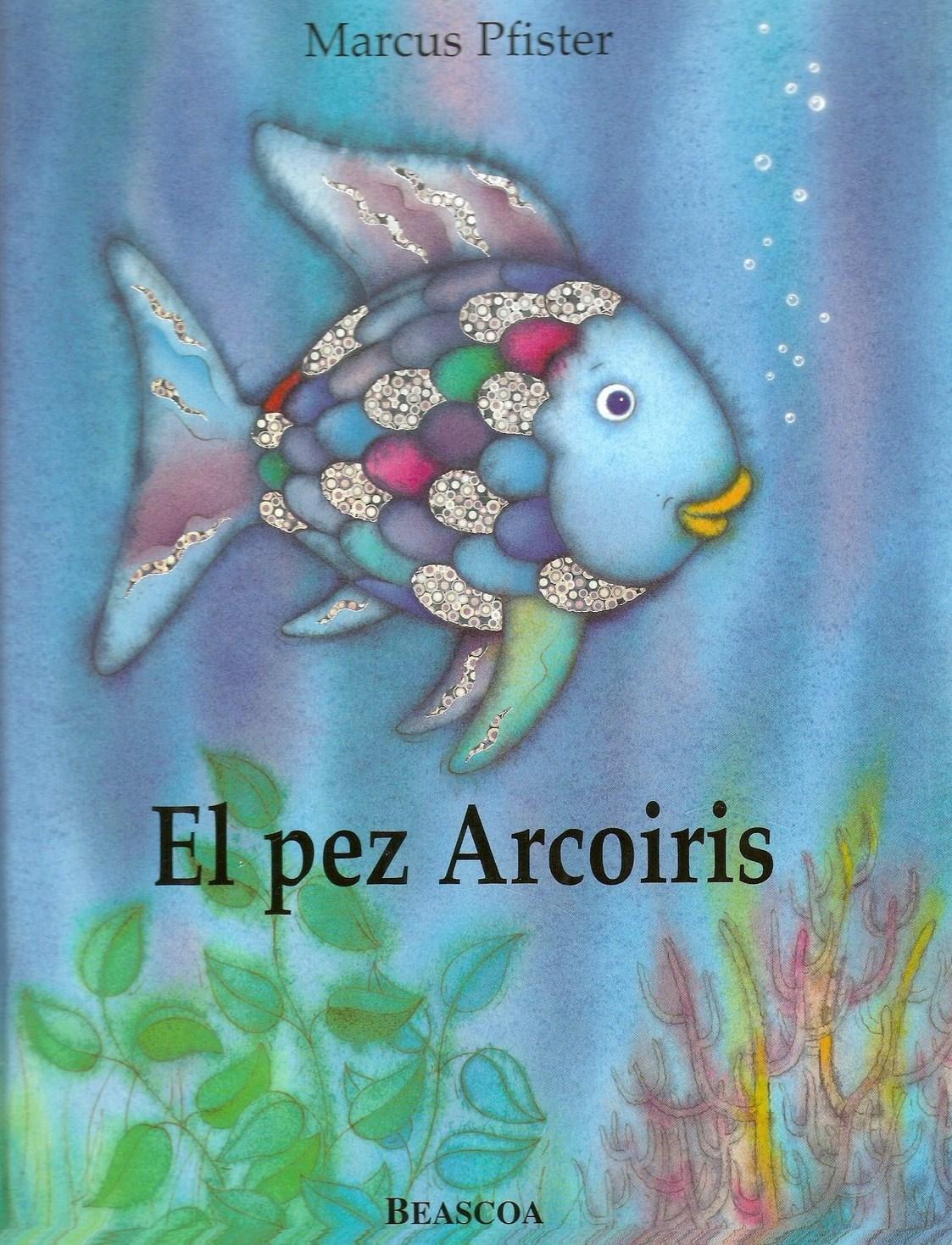Lujoso Colorear Peces Arco Iris Páginas Para Imprimir Regalo ...