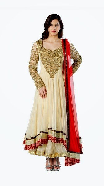 New fashion of party wear dresses by pawan pranav haute for New haute couture designers
