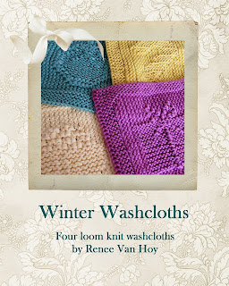 Winter Washcloths