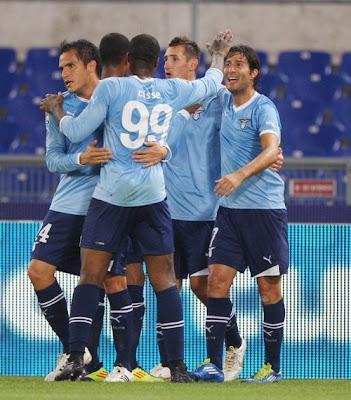 Lazio Catania 1-1 highlights sky