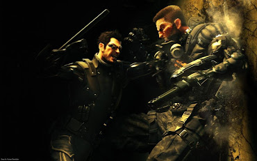 #18 Deus Ex Wallpaper