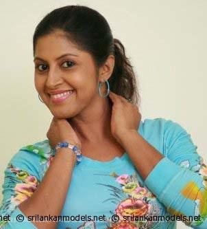 Sri Lankan Model Rekha Samanmmale