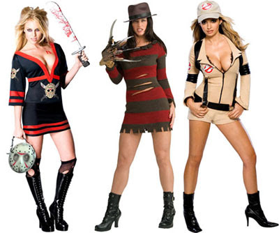 Popular Halloween Costumes For 2011