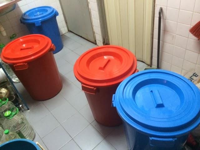 Tong Simpanan Air Tips Memilih Tong Simpan Air