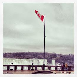 Niagara Falls/Canadá