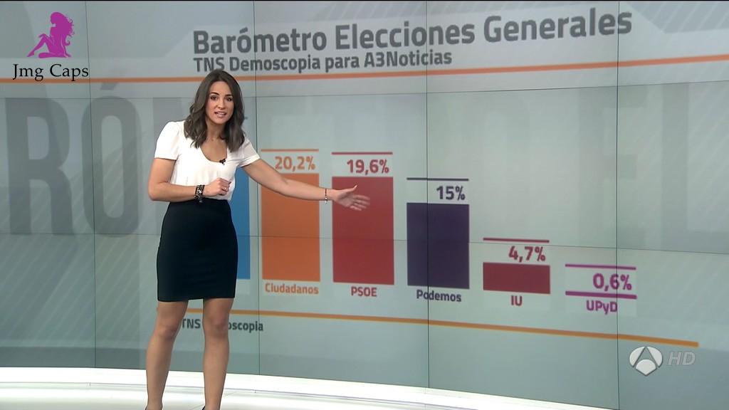 LORENA GARCIA, LAS NOTICIAS DE LA MAÑANA (10.11.15)