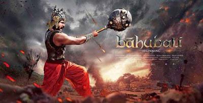 Rana Baahubali Poster