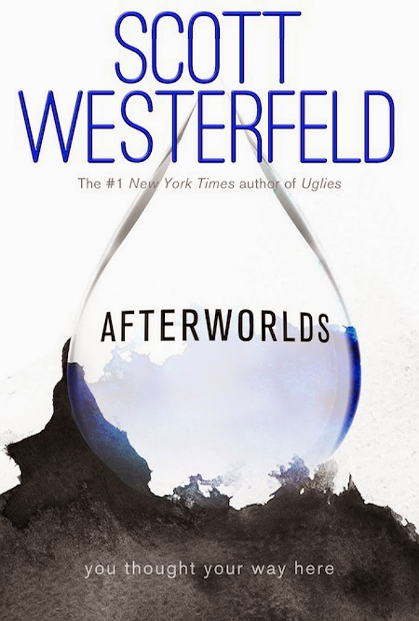 Afterworlds Cover by Scott Westerfield