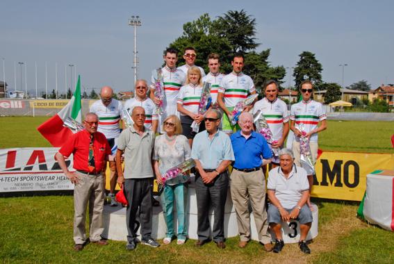 Pistardmania 1 7 2012 campionato italiano pista acsi udace for Fanton arredamenti