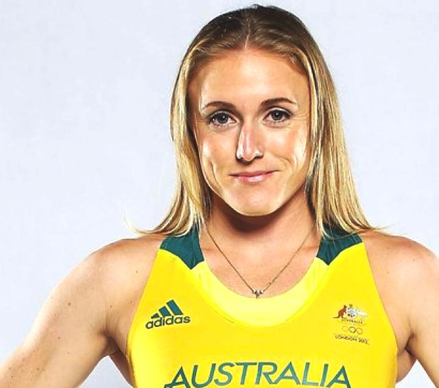 pearson women Sally pearson of australia, the 100-meter hurdles silver medalist in 2008, won gold the americans dawn harper, kellie.