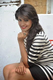 Actress Krupal Latest Pictures in Short Dress 014