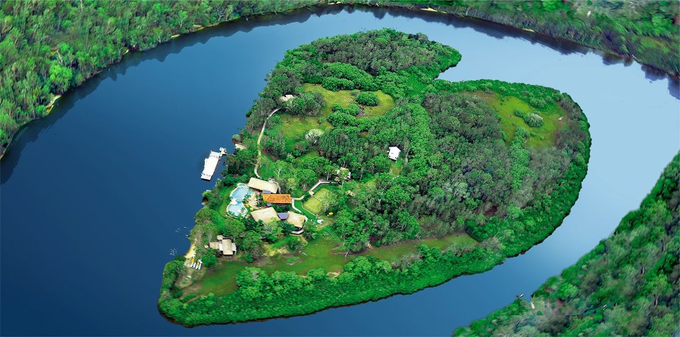 Beautiful World Nature Love Art Queensland Makepeace