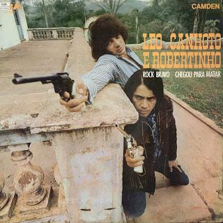L�o Canhoto e Robertinho - Rock Bravo Chegou Para Mata Vol.03