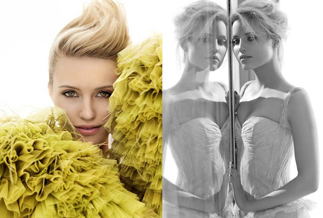 Green Pear Diaries - The Beauty Book brain cancer Dianna Agron