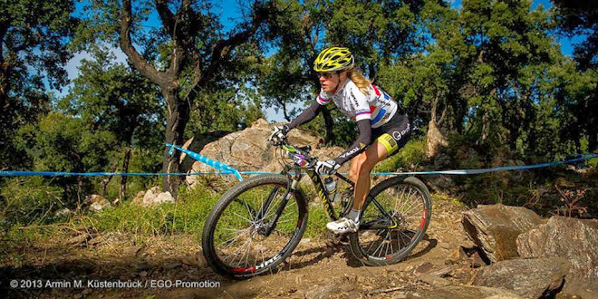 TOPEAK-ERGON RACING TEAM RIDER SALLY BIGHAM
