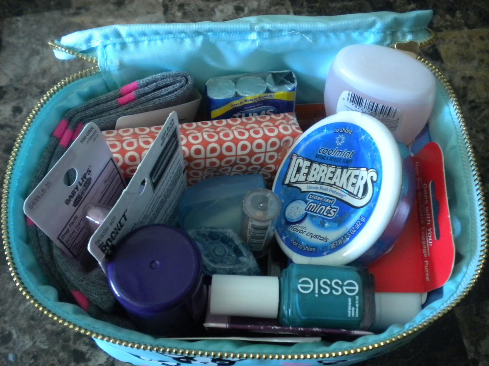 Age Car Emergency Kit Gift